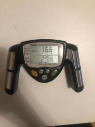 Bioimpedancia Omrom Medidor de gordura