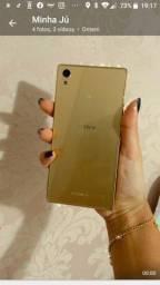 Vendo aparelho de celular Sony X péria Z5
