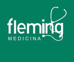 Livros cursinho Fleming