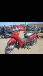 Título do anúncio: Moto com peças de seguradoras e leilão