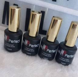 Top coat nail perfect com brilho
