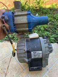 Moto bomba comprerizador rinnai RPEE 2