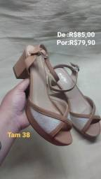 Título do anúncio: Sapatos femininos