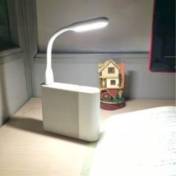Mini Lanterna LED flexível USB