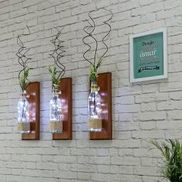 Título do anúncio: Luminária de Parede Decorativa Rústica LDR404/1P