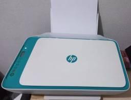 Título do anúncio: Impressora HP DeskJet Ink Advantage 2676 (ano 2020)