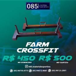 Título do anúncio: Crossfit