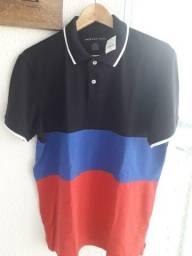 Título do anúncio: Camisa Polo - American Eagle - M