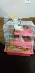 Gaiola Safari hamster