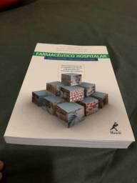 Livro Farmacêutico hospitalar - Conhecimentos, habilidades e atitudes