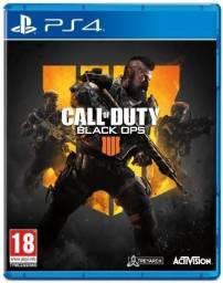 Cod Black ops 4 PS4 Lacrado. 30,00