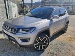 Jeep compass Diesel 2021 limited - zero!!!