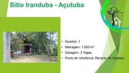 Título do anúncio: sítio no Açutuba - iranduba