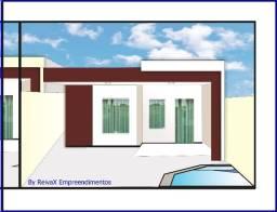 Título do anúncio: Linda Casa Novo Aleixo 190 mil 2 Qts/Suíe/ Piscina / Px Av Natan Xavier / Av das Torres