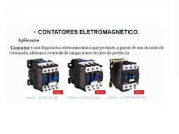 Título do anúncio: Contator Eletromag 9A R$58,00 / 12A R$58,00 / 18A R$61,61 / 25A R$98,33 / 32A R$114,28