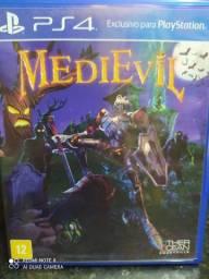 Jogo medieval para ps4
