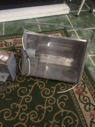 refretor lâmpada reserva
