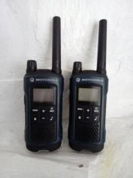 Rádio comunicador Motorola T460