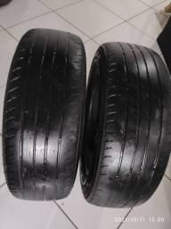 Título do anúncio: Par de pneus aro 15