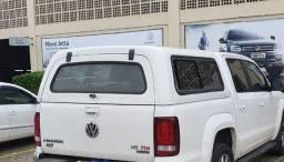 Título do anúncio: Capota de Fibra para pick-up Volkswagen Amarok, cabine dupla.