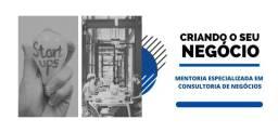 Título do anúncio: Consultoria de Negócios para você Criar sua Empresa ou Startup