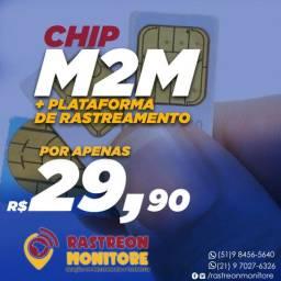 Chip m2m Ilimitado