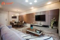 Apartamento novo, pronto para morar no Cartier, com 4 suítes e 2 vagas privativas, Pioneir
