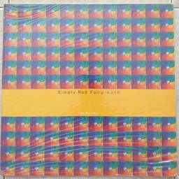 Simply Red - Fairground (the Remixes) - 12Inch Vinil Deu