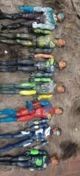 Título do anúncio: Bonecos Max Steel