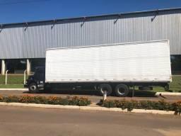 Caminhão BAÚ Mercedes Bens 1118
