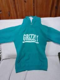 Barbada! Moletom Grizzly