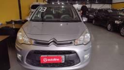 Título do anúncio: Citroen C3 1.5 2013 - Entr. + R$ 666 reais