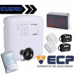 Kit alarme residencial e comercial