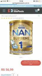 Nan supreme 1 800 gramas