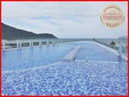 Apartamento com 3 dormitórios à venda, 123 m² por R$ 950.000 - Canto do Forte - Praia Gran