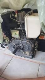 Motor a diesel 10hp com partida eletrica - 2019
