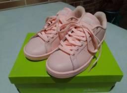Adidas Neo Rosa NOVO!!