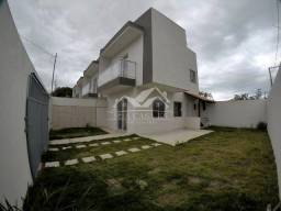 MG Casas Duplex Individuais - 2 Quartos c/ 2 Suítes - Quintal Privativo - Próximo a Praia