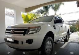 Ford Ranger 2.5 XLS 4x2 Cab. Dupa Flex 4p Manual - 2015