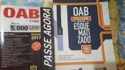 2 Livros Oab
