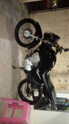 Honda fan 125 ano 2014 - 2014