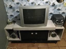Rack e Tv