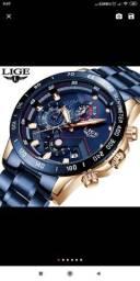 Relógios aço inoxidáve