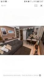 Apartamento 2Q Lazer Completo