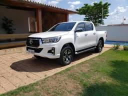 Toyota Hilux SRX Diesel Aut. Branca 2019 - 2019