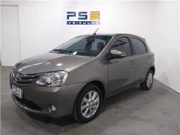 Toyota Etios 1.5 xls 16v flex 4p manual - 2017