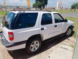 Vendo ou troco blazer 2.8 4x4 diesel - 2005