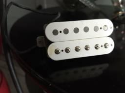 Captadores meio e braço da guitarra Tagima E2