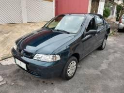 Fiat Siena 1.0 8v flex ano 2006 todo original, nunca batido até às calotas são originais - 2006