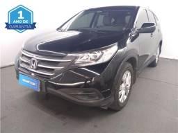 Honda Crv 2.0 lx 4x2 16v gasolina 4p automático - 2012